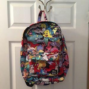 Disney Loungefly Little Mermaid Backpack